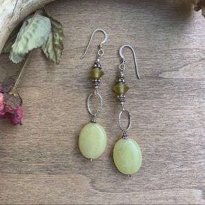 Jewelry - Earrings/Sterling Silver/Handcrafted